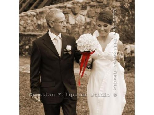 La sposa in seppia