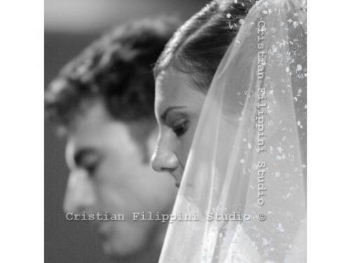 La cerimonia di nozze
